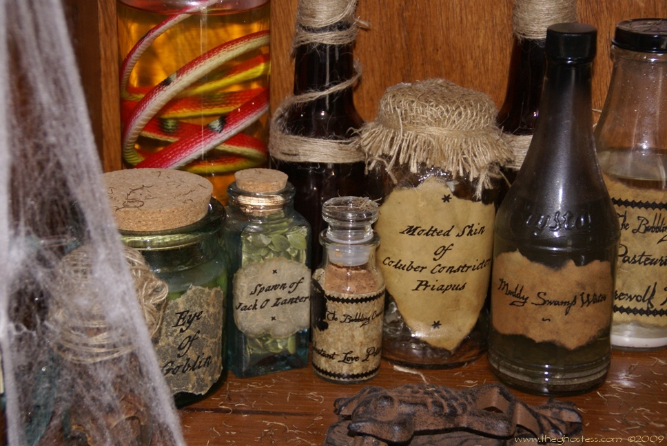 Witches' Bottles and Jars